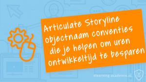 Articulate Storyline Objectnaam