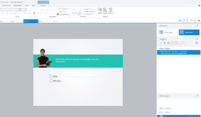 Branching articulate storyline 3